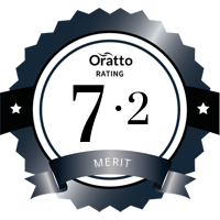James Maxey Oratto rating