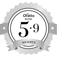 Melanie Haslam Oratto rating