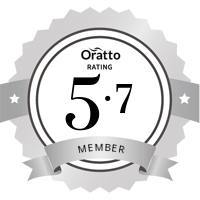 David Nuttall Oratto rating