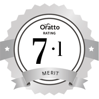 Jeremy Brooke Oratto rating