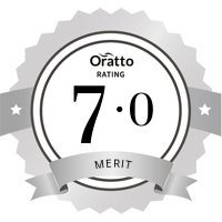 Catherine Taylor Oratto rating