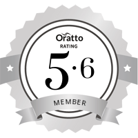 Holly Clayton-Smith Oratto rating