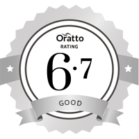 Sally Johnson Oratto rating