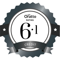 Ian Gordon Oratto rating